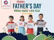 HAPPY FATHER'S DAY 19/6/2020